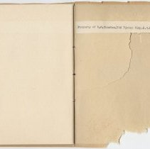Image of 1917 Inauguration Program - Page 24-25
