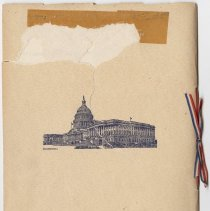 Image of 1917 Inauguration Program - Page 26