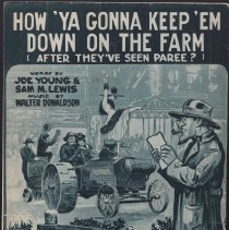 Image of How 'Ya Gonna Keep 'Em Down on the Farm