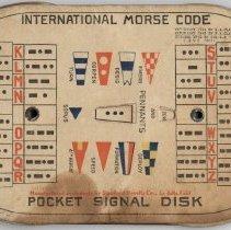 Image of Pocket Signal Disk