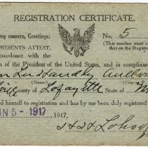 Image of Draft Registration Certificate