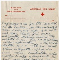 Image of 01_2009.31.50_alice Pratt Carter To Parents_november 29, 1918_page 05