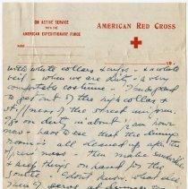 Image of 01_2009.31.50_alice Pratt Carter To Parents_november 29, 1918_page 07