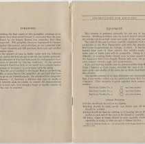Image of Instructions for Knitting - Page 02-03