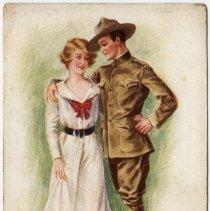 Image of Romantic Postcard