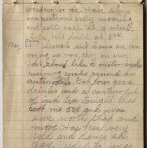 Image of Thomas Shook Diary- Page 010