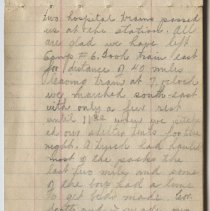 Image of Thomas Shook Diary- Page 019