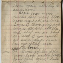 Image of Thomas Shook Diary- Page 031