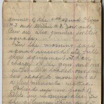 Image of Thomas Shook Diary- Page 038