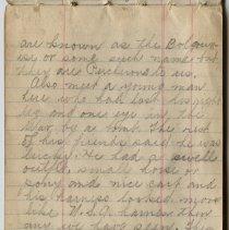 Image of Thomas Shook Diary- Page 039