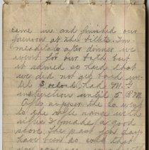 Image of Thomas Shook Diary- Page 040