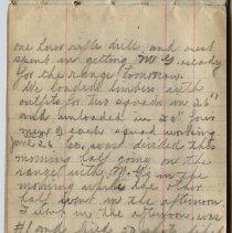 Image of Thomas Shook Diary- Page 041