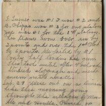 Image of Thomas Shook Diary- Page 043