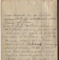 Image of Thomas Shook Diary- Page 052