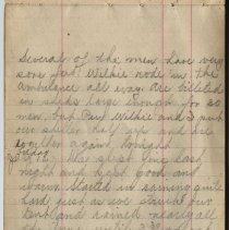 Image of Thomas Shook Diary- Page 053