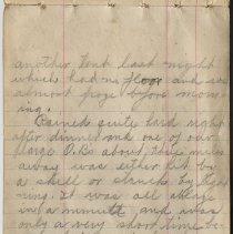 Image of Thomas Shook Diary- Page 059