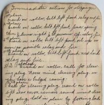 Image of Thomas Shook Diary- Page 062