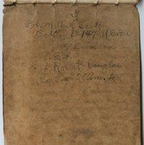 Image of Thomas Shook Diary- Page 064