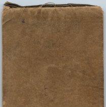 Image of Thomas Shook Diary- Page 001