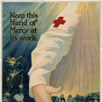 Image of American Red Cross Poster