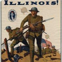 Image of American War Savings Stamps Poster