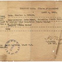 Image of Identity Card