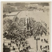 Image of Gathered Crowd