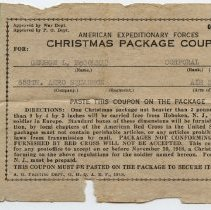 Image of Christmas Package Coupon