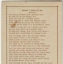 Image of 2005.113.14 - Poem