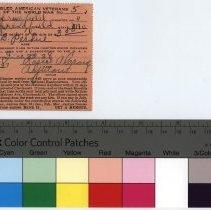 Image of 1990.18.23 - Card, Membership