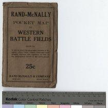 Image of Western Battle Fields Map