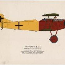 Image of 1918 Fokker D-VII