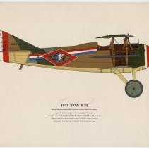 Image of 1917 Spad S.13