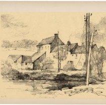 Image of La Tretoire on the Petit Morin