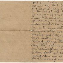 Image of 07_2005.162.12_james Bolla To Newton Balog_july 31, 1921_page 02