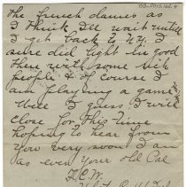 Image of 003_2015.162.4_frank Wittred To Reid Fields_may 16, 1918_page 03