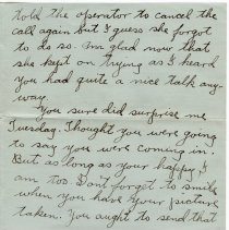 Image of 027_2015.162.4_clara Wrasse  To Reid Fields_june 28, 1918_page 02