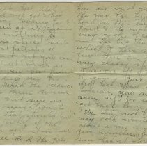 Image of 001_2015.162.4_frank Wittred To Reid Fields_april 12, 1918_page 02-03
