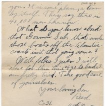 Image of 006_2015.162.4_reid Fields To Parents_june 4, 1918_page 08