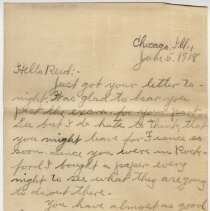 Image of 008_2015.162.4_clara Wrasse To Reid Fields_june 5, 1918_page 01