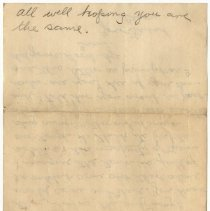 Image of 008_2015.162.4_clara Wrasse To Reid Fields_june 5, 1918_page 06