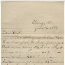 Image of 011_2015.162.4_clara Wrasse To Reid Fields_june 10, 1918_page 01