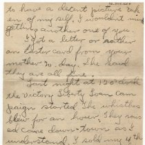 Image of 002_2015.162.4_clara Wrasse To Reid Fields_april 21, 1918_page 02