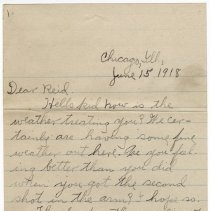 Image of 013_2015.162.4_clara Wrasse To Reid Fields_june 15, 1918_page 01