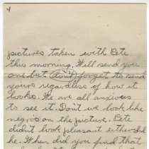 Image of 016_2015.162.4_clara Wrasse To Reid Fields_june 23, 1918_page 04