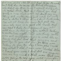 Image of 028_2015.162.4_clara Wrasse  To Reid Fields_july 1, 1918_page 02