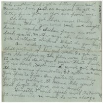 Image of 028_2015.162.4_clara Wrasse  To Reid Fields_july 1, 1918_page 03
