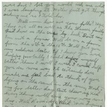 Image of 028_2015.162.4_clara Wrasse  To Reid Fields_july 1, 1918_page 05