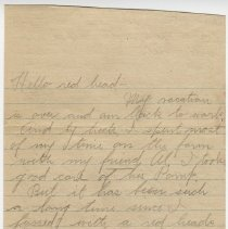 Image of 031_2015.162.4_the Pomp Girl  To Reid Fields_july 3, 1918_page 01