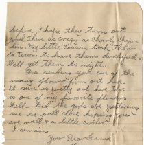 Image of 034_2015.162.4_clara Wrasse  To Reid Fields_july 5, 1918_page 03